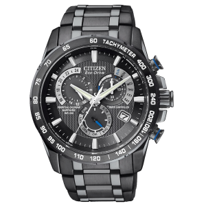 Citizen Eco-Drive Gents Perpetual Calendar A-T GMT Watch