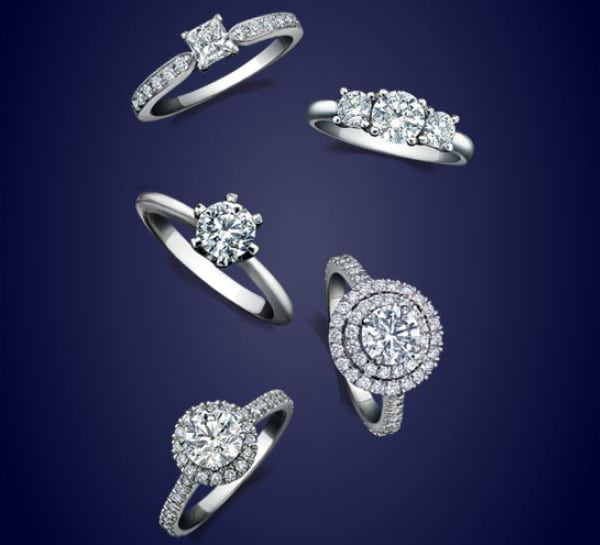 Home of the Crown Jeweller, Mappin & Webb engagement rings are inspired by classic romance and represent enduring love