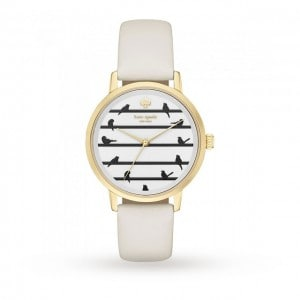 Kate Spade New York Ladies' Metro Birds Watch | Ladies Watches for Spring at Goldsmiths