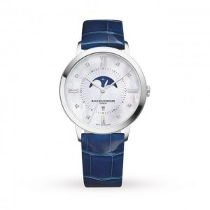 Baume & Mercier Classima Ladies Watch | Ladies Watches for Spring at Goldsmiths