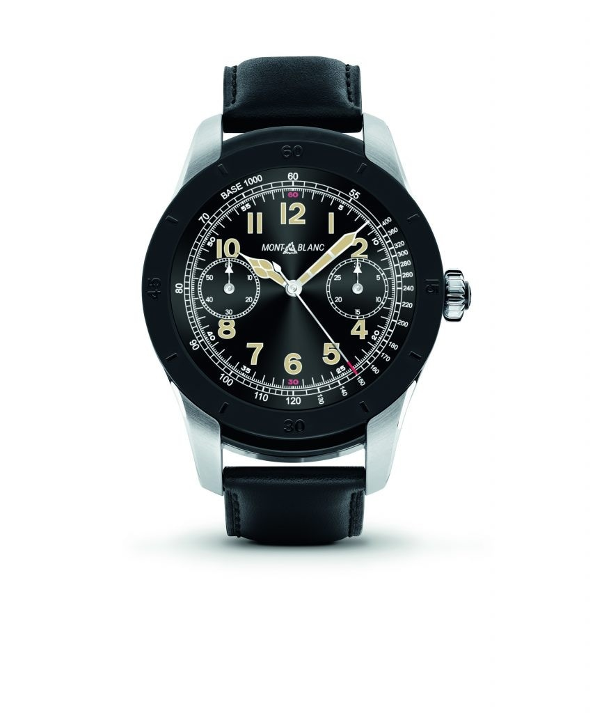 The Montblanc Summit Smartwatch | Goldsmiths