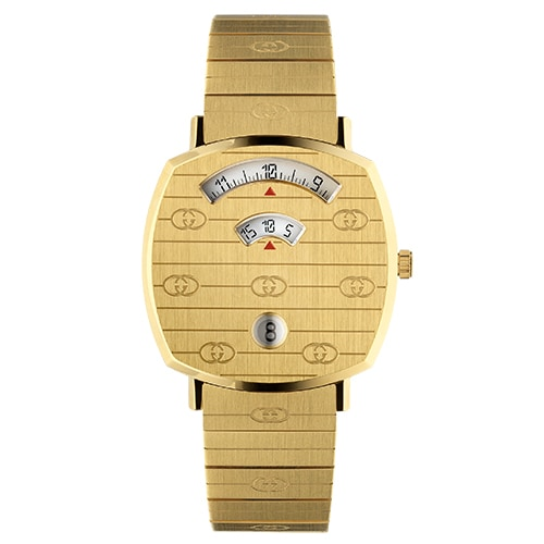 Gucci Grip Yellow Gold
